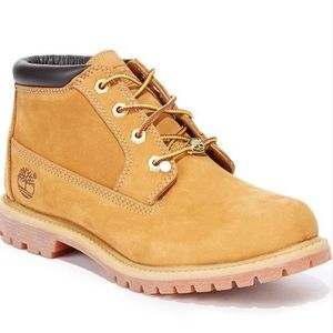 Timberland Nellie Lace Up Utility Waterproof Boots